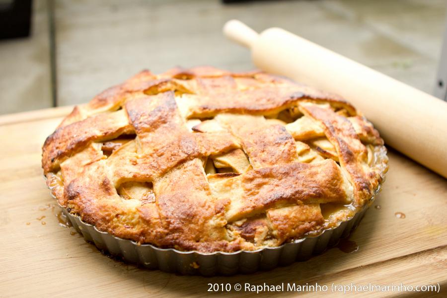 Apple Pie (photo: R Marinho)