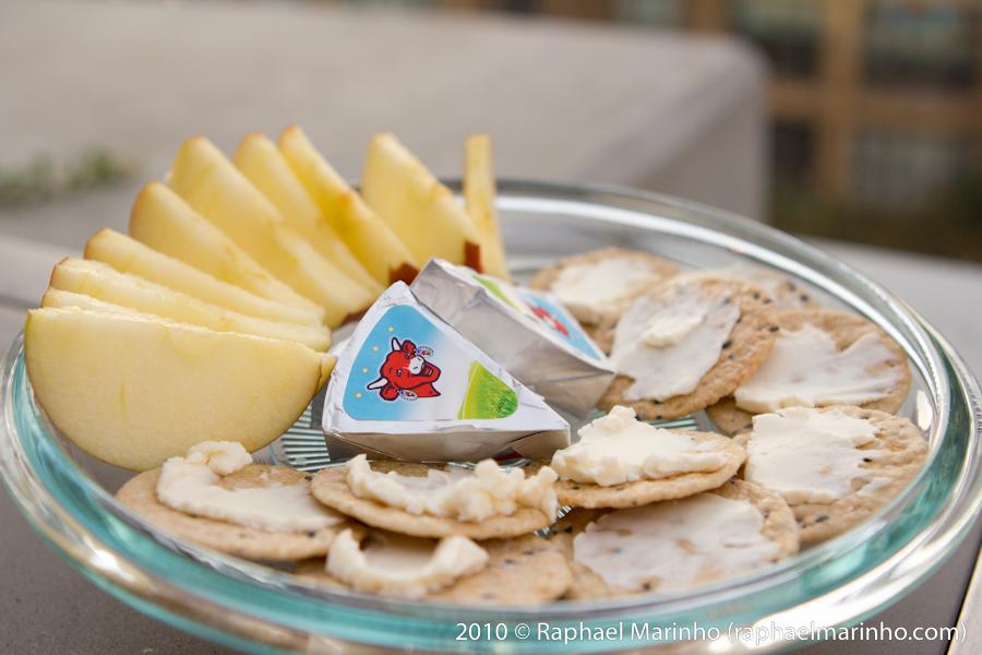Cheese & Crackers (photo R Marinho)