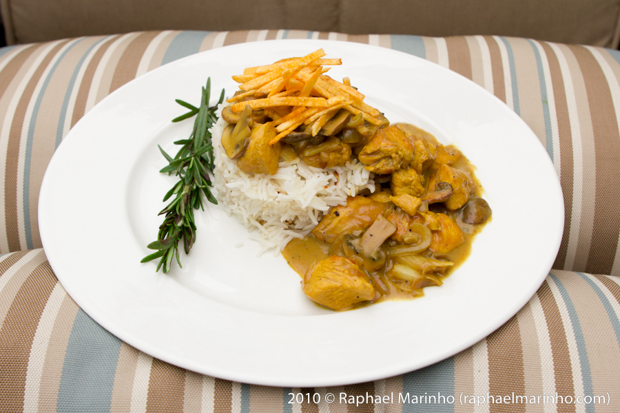 Stroganoff (photo: R Marinho)